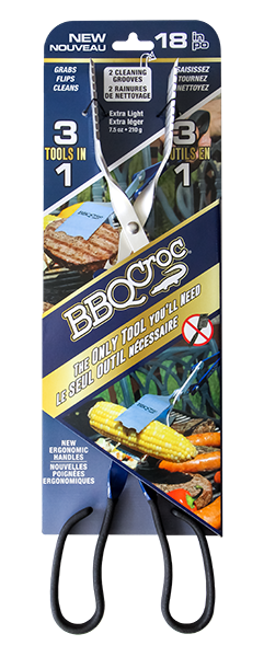 BBQ Croc 18 inch 2020 new version